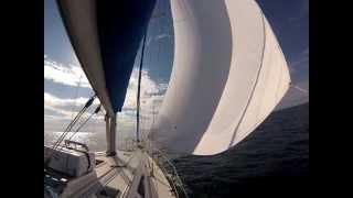 Sailing Costa Brava