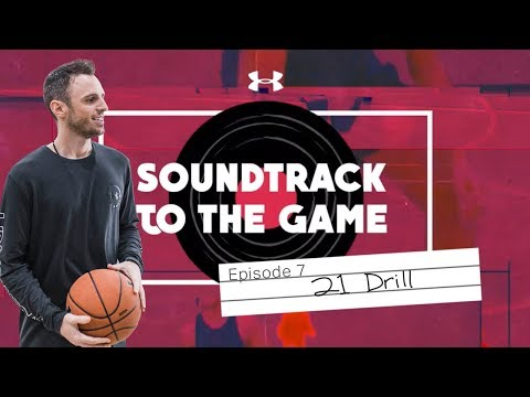 Basketball Drills w/ Chris Brickley  - 21 Drill | Soundtrack to the game