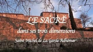 LE SACRÉ DANS SES TROIS DIMENSIONS - Rose & Gilles GANDY par Debowska Productions