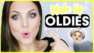 Full Face using only OLDIES 👵🏻✨Ein ganzes Make Up mit alten Favoriten deutsch   Schicki Micki