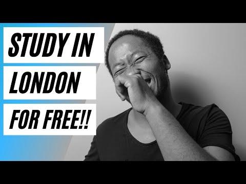 The University College of LONDON's 100% Scholarship!