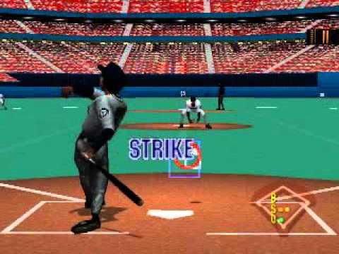 bba9066bb0 Major League Baseball featuring Ken Griffey Jr. (Nintendo64) - YouTube
