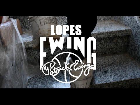 LOPES - EWING (VIDEOCLIP)