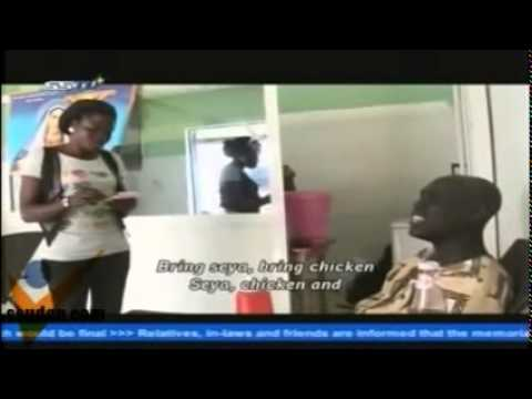 Logonyo - South Sudan Drama يوميات لقونيو