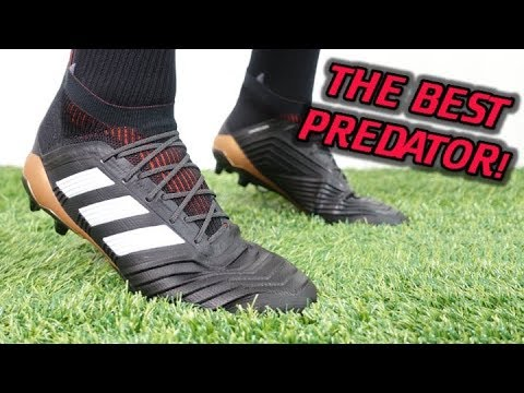 db4df7d8ebca THE BEST NEW ADIDAS CLEATS!  - Adidas Predator 18.1 (Skystalker Pack) -  Review + On Feet