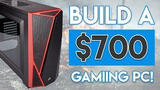 EPIC $700 GAMING PC BUILD 2017! [60FPS Gaming @ 1440P!]