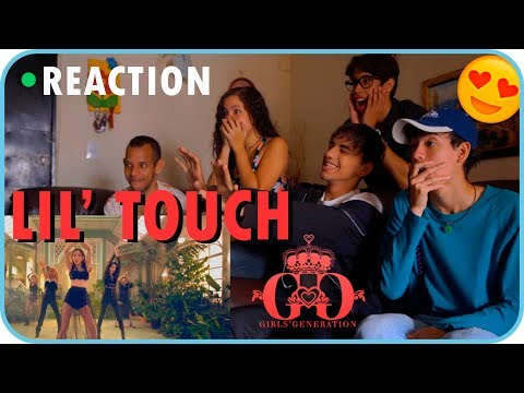 Girls' Generation-Oh! GG 소녀시대-Oh!GG '몰랐니 (Lil' Touch)' MV REACTION [TRAINEES COMPANY]