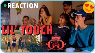 Girls' Generation / Oh! GG - Lil' Touch ★ Video Reacción