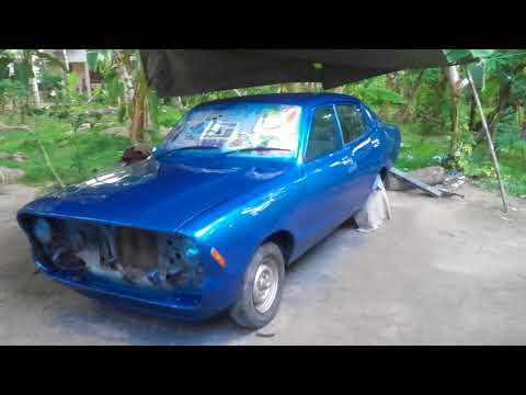 Amazin Nissan B211 Car Modifications Youtube