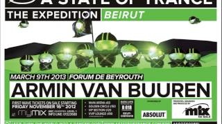Dash Berlin - Live @ A State of Trance 600 Beirut - 09.03.2013