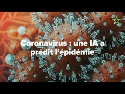 �� Une Intelligence artificielle a prédit le Coronavirus. IA BlueDot épidémie