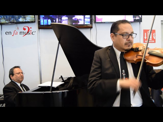 You rise me up - Dueto piano y violín