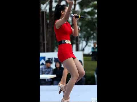 20151009 오로라 - 따따블 (직캠) , Aurora - Tta Tta Beul (Fancam), @무교동 TBS 공개방송