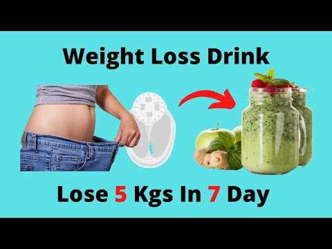 weight-loss-drink-|-lose-5-kgs-in-7-day-|-healthy-smoothies-ideas-for-weight-loss