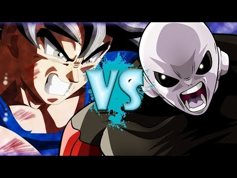 Goku VS. Jiren | Duelo Narrado
