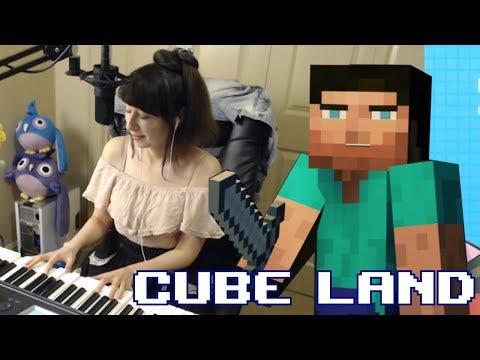 Laura Shigihara - Cube Land (live ballad version)