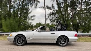 1998 Mercedes-Benz SL600 VIN:W…