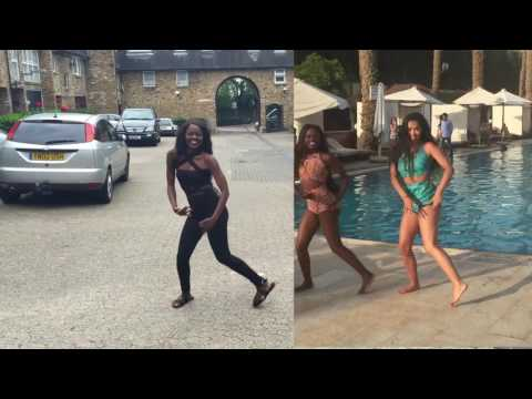 Afrobeats Dance Tutorial to Sapeleme - (Sherrie Silver x Roxy Roberts in Egypt) thumbnail