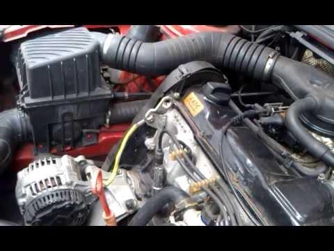 Замена свечей на Subaru Outback/Legacy Replacing spark plugs