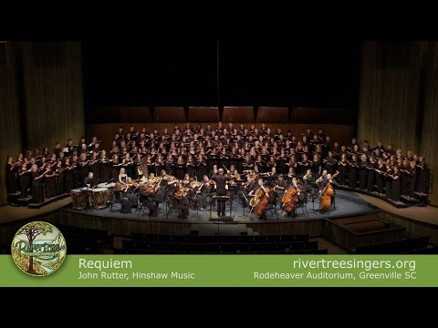 Requiem – John Rutter – COMPLETE Rivertree Singers & Friends conducted by Warren Cook