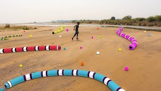 Slither.io In Real Life 3 | Future Gaming