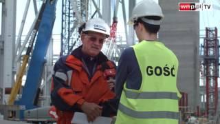 Aktualne ujęcia budowy bloków w Elektrowni Opole