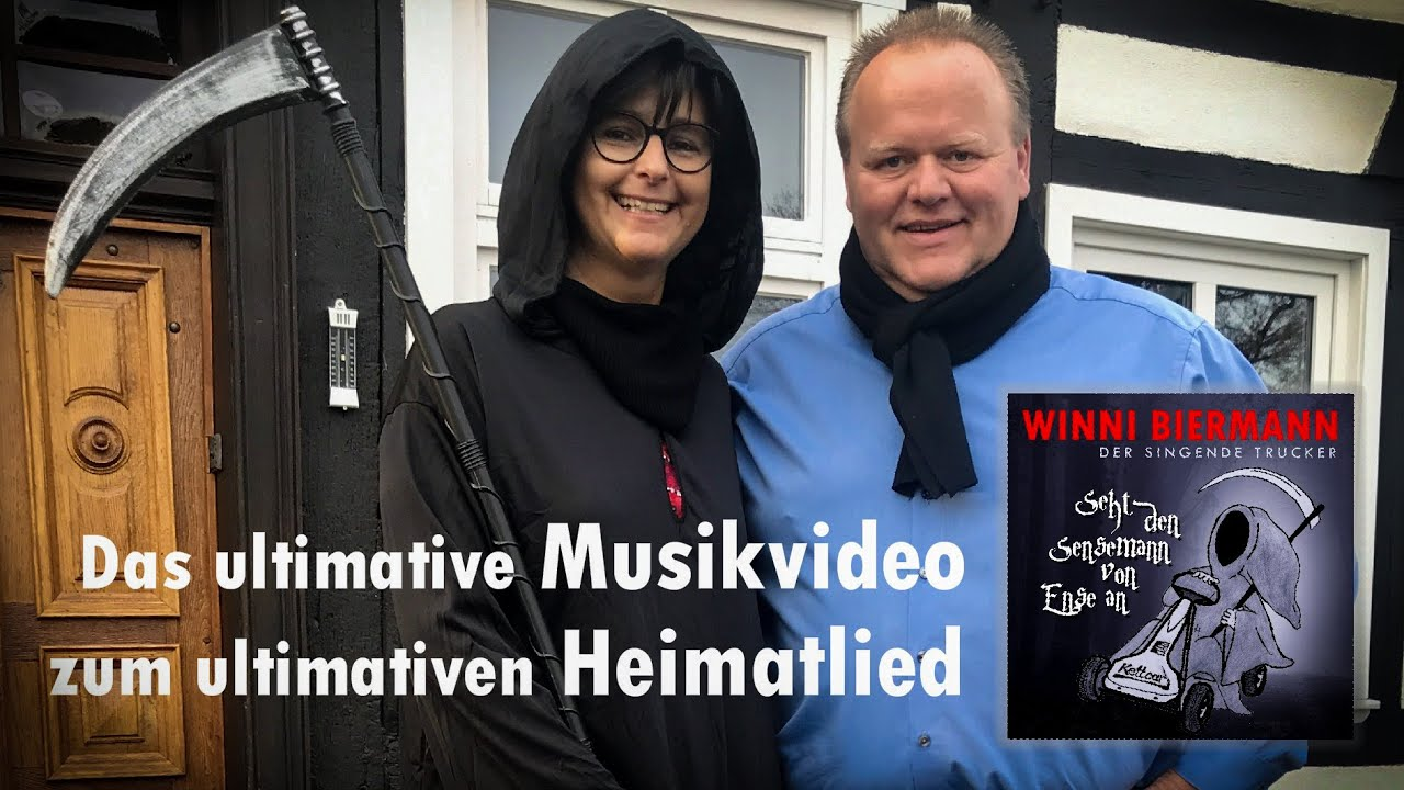 Download Winni Biermann - Seht den Sensemann von Ense an / Das Ense-Lied (Offizielles Musikvideo)