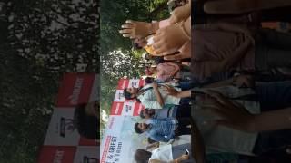 Gachhi varun song fu friendship unlimited promotion at pune kothrud