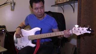 Myanmar Gospel Song -Pyan Khe Bar Tu Tuu Nge - Bass Cover