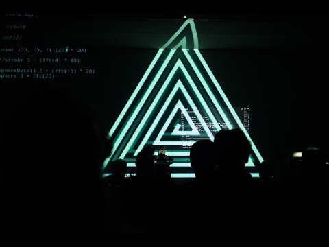 Live from Algorave Madison