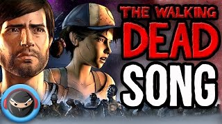 """THE WALKING DEAD SONG """"No Rest"""" by TryHardNinja (A NEW FRONTIER)"""