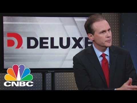 Deluxe Corporation CEO: Conquering The Centennial | Mad Money ...