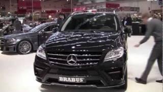 2012 Brabus ML-Class