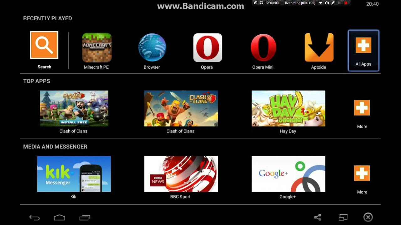 Andy android emulator download.