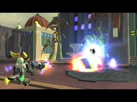 Ratchet and Clank 2 Soundtrack: Silver City, Boldan