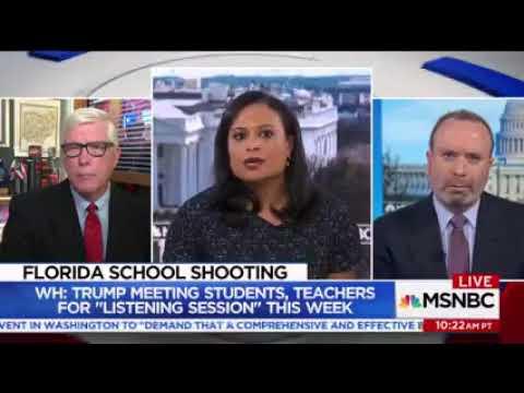 02/19/18 Hugh Hewitt on MSNBC w/Dana Milbank