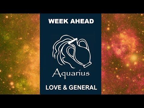 AQUARIUS POSITIVE CHANGE AHEAD! ❤ LOVE & GENERAL 08-16 JULY 2018