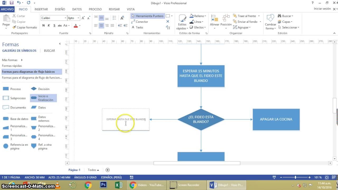 Visio diagrama de flujo n2 youtube visio diagrama de flujo n2 ccuart Choice Image