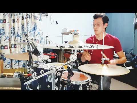 Siddhartha | Tarde / Algún día (Versión en vivo) | DRUM COVER