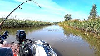 Рыбалка На Троллинг Ловля Щуки На Утенка