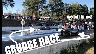 Turbo 5.3 Trans am vs. Big Turbo HONDA!!! North vs South Fayetteville!