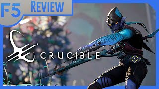 Crucible Review: Trying to be Too Many Things (Video Game Video Review)