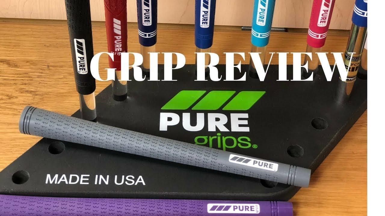 golf club grip reviews 2018