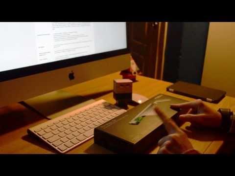 Magic Bar Di Mobee Per Wireless Keyboard Di Apple