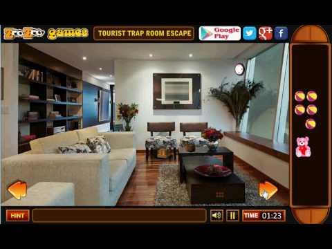 Tourist Trap Room Escape Zoozoogames