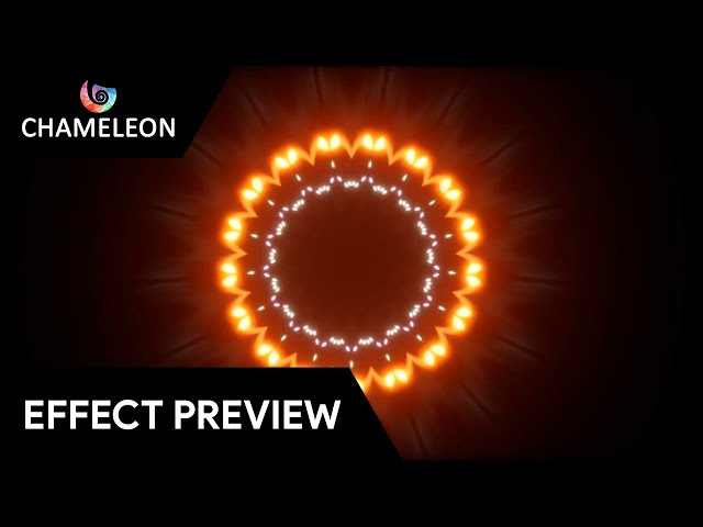Kaleidoscope FX experiment | Chameleon post process for Unreal Engine 4