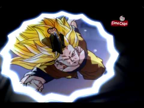 Comercial Elma Chips - Spiners Evolution Dragon Ball Z