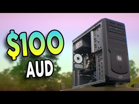 $100 (AUD) CS:GO Dominator - Gaming PC On A Budget