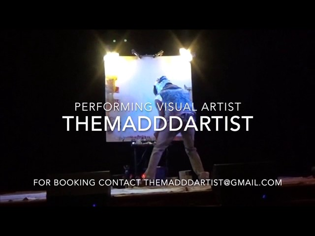 For Booking TheMADDDArtist