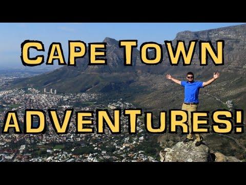 CAPE TOWN ADVENTURES (Epic Journey #15)